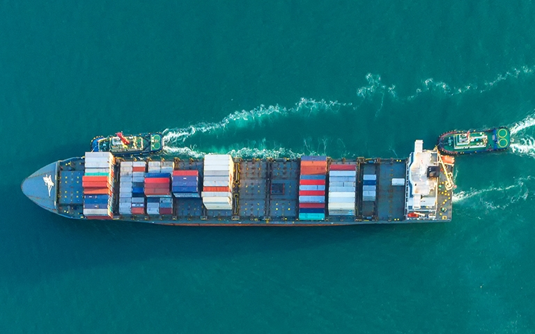 Trademarks in the international shipping industry