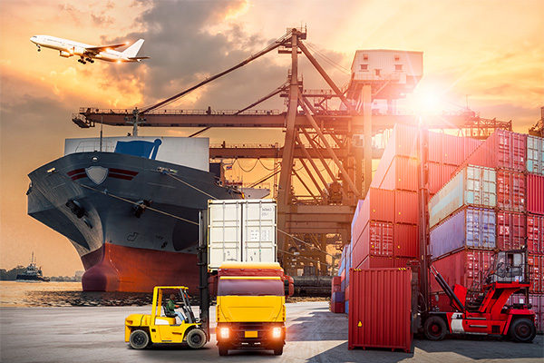 Definitive clearance of goods